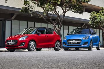 Suzuki Swift krijgt nieuwe Smart Hybrid-aandrijflijn