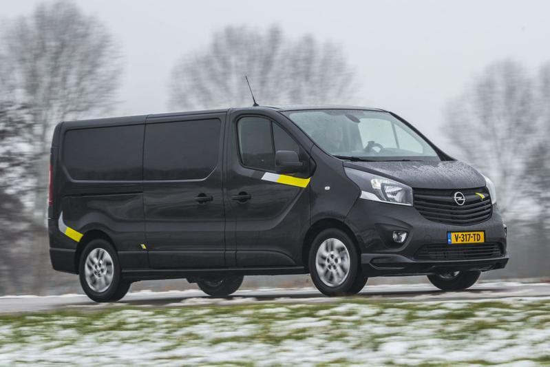 Opel Vivaro Irmscher - Achtergrond