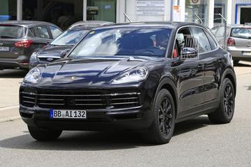 Van dichtbij: nieuwe Porsche Cayenne
