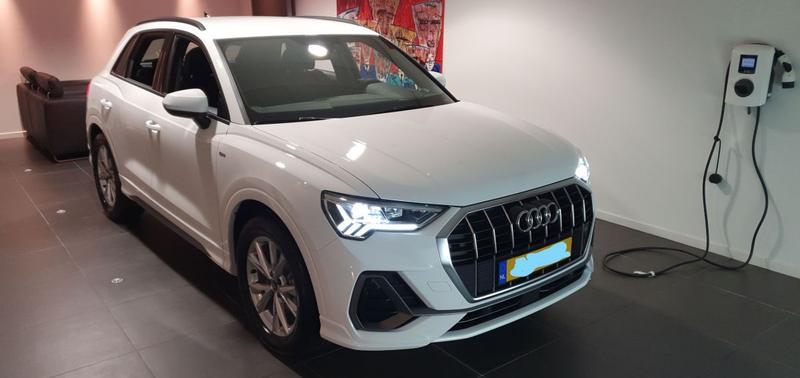 Audi Q3 35 TFSI S edition (2021)