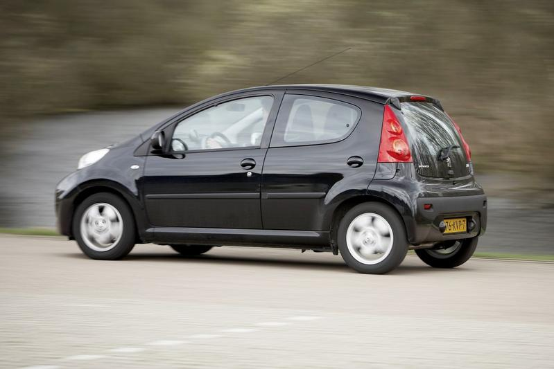 Occasion Peugeot 107