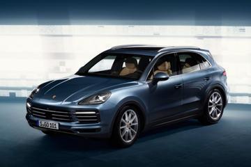 Gelekt: nieuwe Porsche Cayenne!