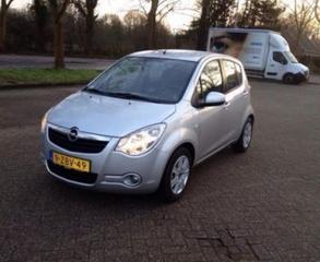 Opel Agila 1.0 Enjoy (2008)