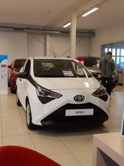 Toyota Aygo 1.0 VVT-i x-fun (2020)