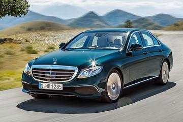 Officieel: Mercedes-Benz E-klasse
