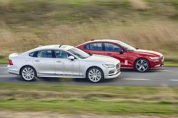 Volvo S60 vs S90 - Duurtestgarage
