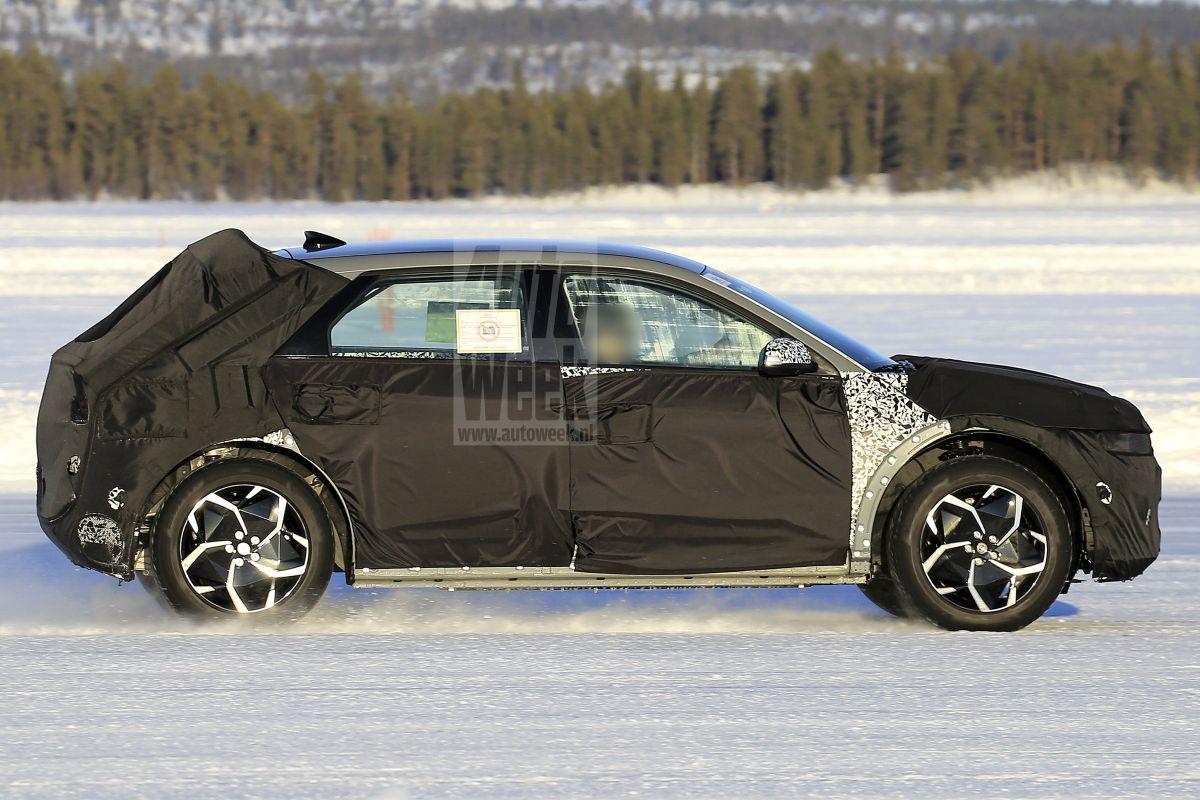 2021 - [Hyundai] SUV EV X6tygvjbdzn6