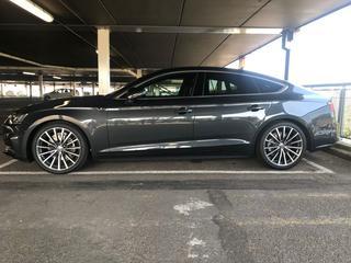 Audi A5 Sportback 35 TFSI sport (2019)