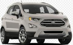 Ford EcoSport 1.0 EcoBoost 125pk Titanium