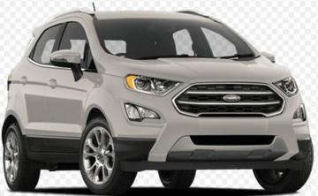 Ford EcoSport 1.0 EcoBoost 125pk Titanium (2018)