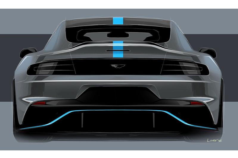 'Aston Martin is volledig hybride rond 2025'