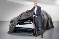Opel teast met GT X Experimental Concept