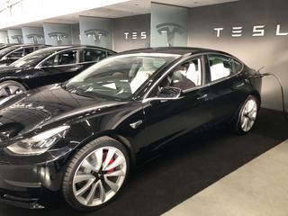 Tesla Model 3 Performance AWD (2019)