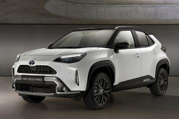 Toyota Yaris Cross als opgeruigde Adventure