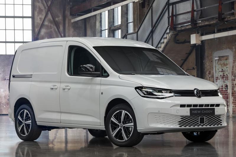 Volkswagen Caddy Life Maxi en Cargo