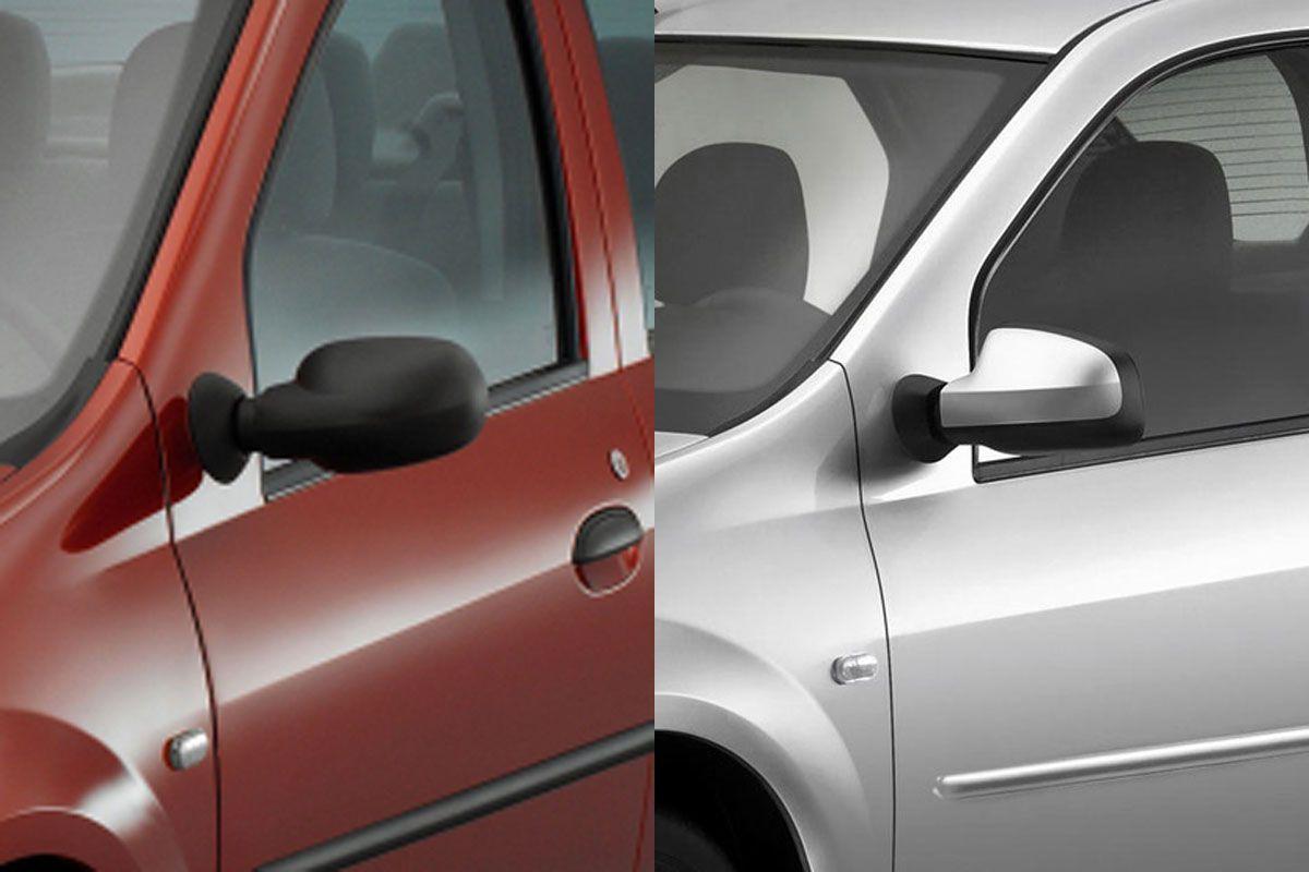 Facelift Friday Dacia Logan