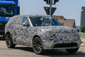 Range Rover Sport Coupé op komst