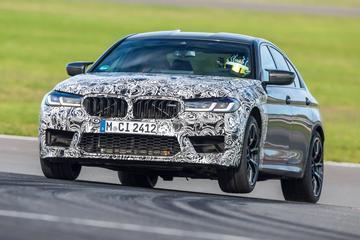 BMW M5 CS - Eerste rijtest