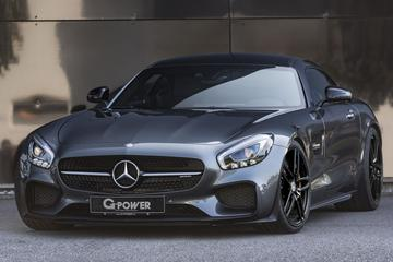 G-Power pepert Mercedes-AMG GT