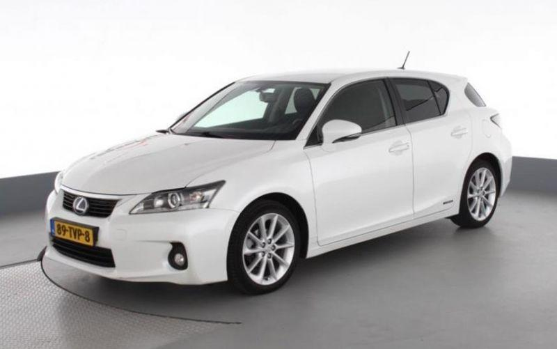 Lexus Ct 200h Hybrid Business Edition 2012 Review