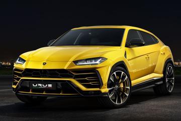 Lamborghini Urus wint zieltjes