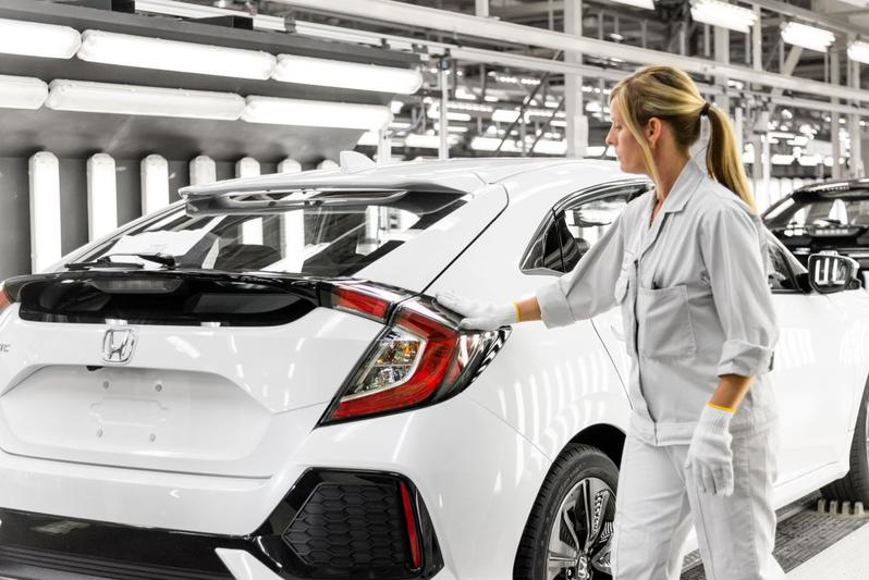 Honda Swindon fabriek Civic sluiting UK brexit
