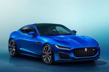 Dít kost de vernieuwde Jaguar F-type