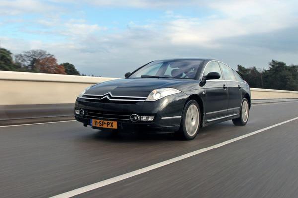 Video: Citroën C6 2.7 HDiF - 2006 - 416.101 km - Klokje Rond