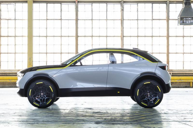 Dit is de Opel GT X Experimental