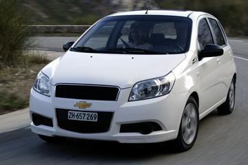 Chevrolet Kalos/Aveo - Facelift Friday