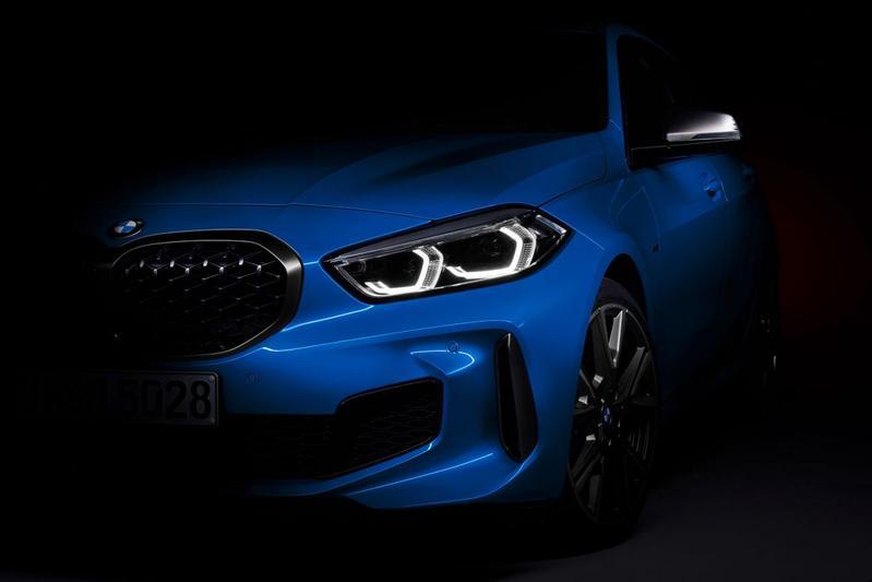 BMW 1-serie teaser
