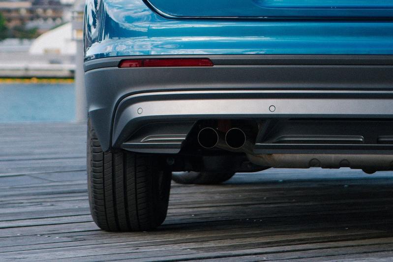 Uitlaat uitstoot dieselgate