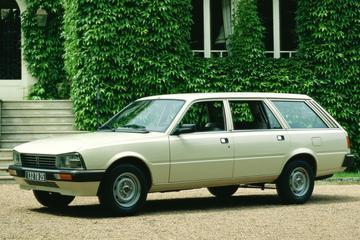 Peugeot 505 Familiale (1982)