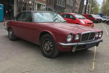 In het Wild: Jaguar XJ Coupé (1977)