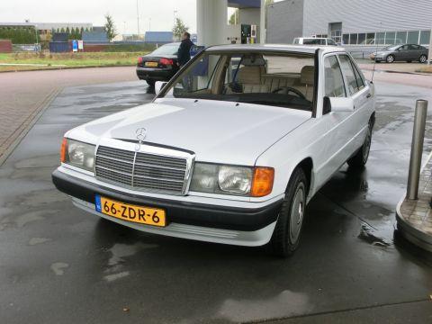 Mercedes Benz 190 D 2 5 1992 Autoweek Nl