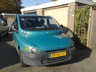 Fiat Multipla 1.6 16v SX (1999)