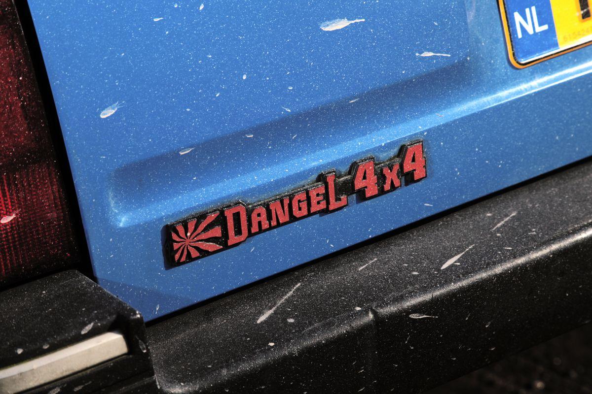 Peugeot 505 Dangel4x4