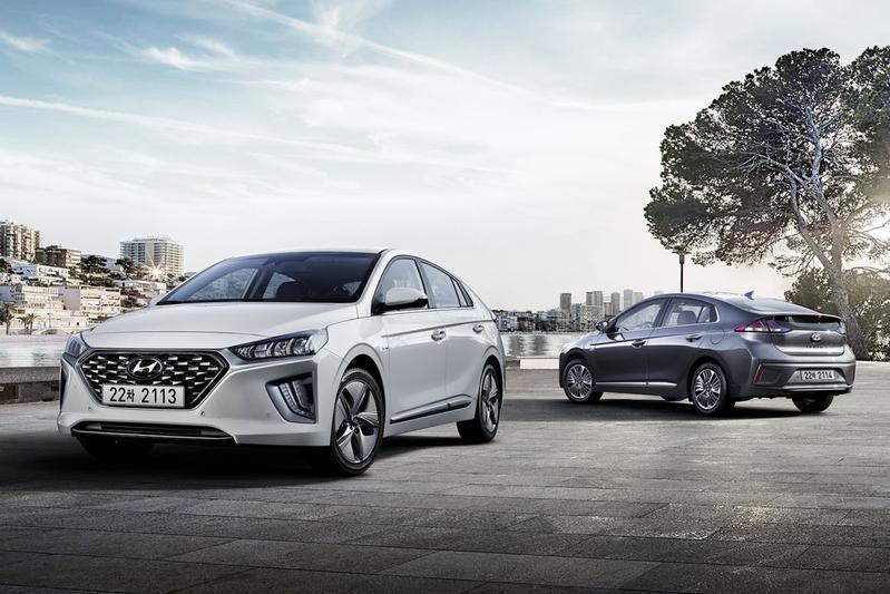 Hyundai Ioniq facelift