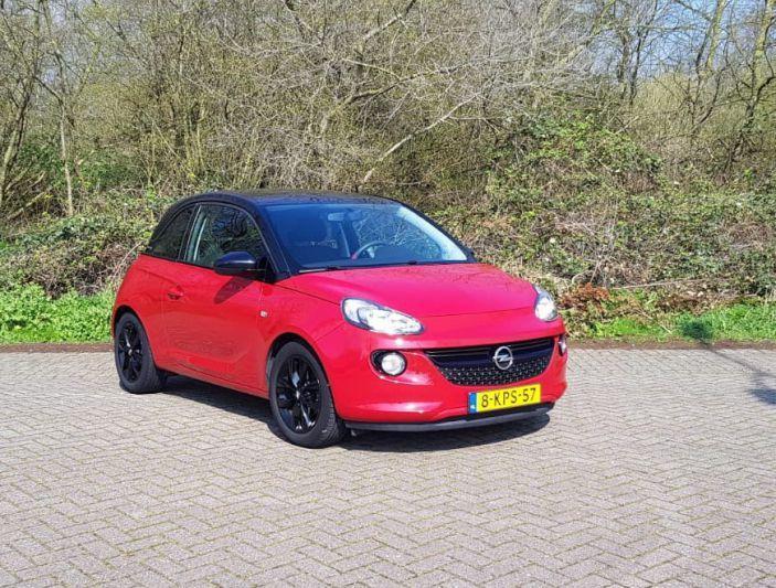 Opel Adam 1.2 Jam (2013)