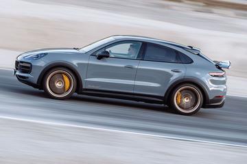 Test: Porsche Cayenne Turbo GT
