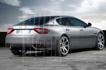 'Maseratina' de eerste Maserati met diesel  - Terugblik