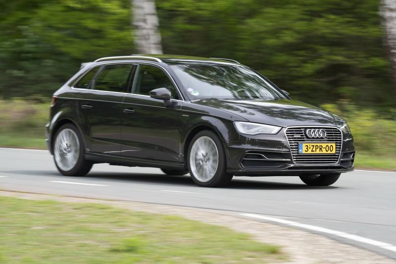 Audi A3 Sportback E-tron – 2015 – 283.550 km - Klokje Rond
