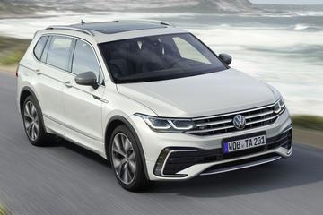 Volkswagen Tiguan Allspace vernieuwd