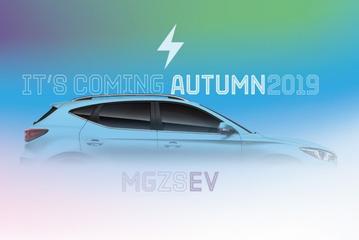 MG ZS EV maakt oversteek naar UK