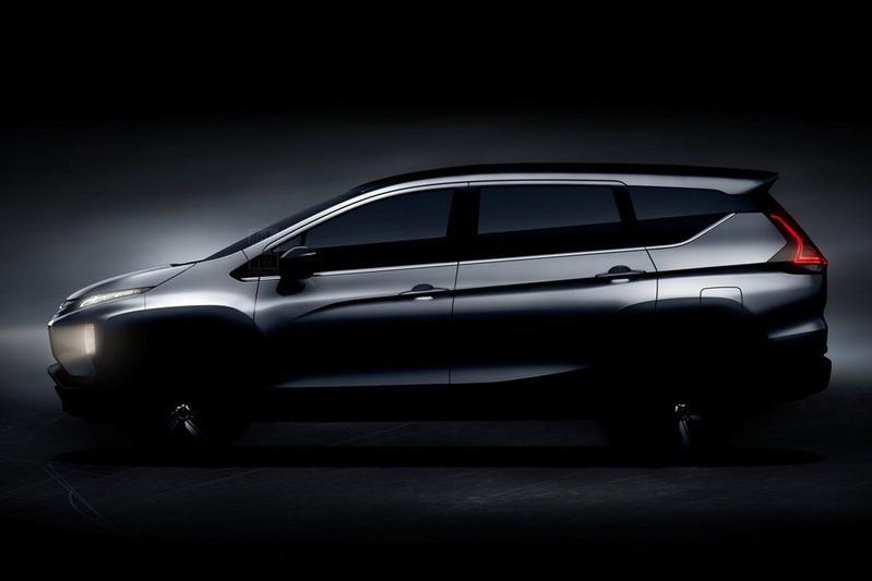 Mitsubishi warmt op voor komst Expander