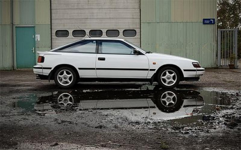 Toyota Celica 1.6 GTi (1988)