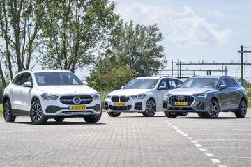 Audi Q3 - BMW X1 - Mercedes-Benz GLA - Triotest