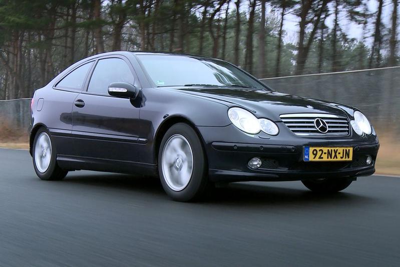 Mercedes-Benz C180 - 2004 - 271.623 km - Klokje Rond