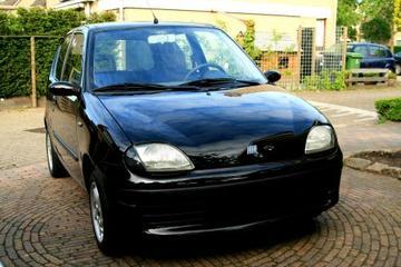 Fiat Seicento 900 i.e. SX Citymatic (2000)