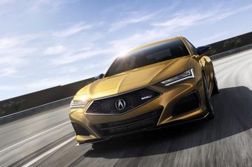 Nieuwe Acura TLX: sportiever dan ooit